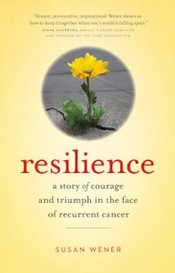 image - Susan Wener's Resilience book cover