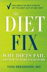 image - Dr. Yoni Freedhoff's Diet Fix book cover