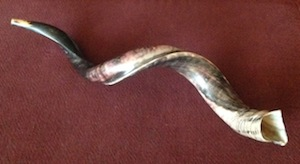 photo - Paul Harnett is one of the Lower Mainland's main shofar producers
