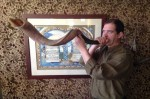 "photo - Paul Harnett felt ""compelled to understand the nature of the shofar, and what it embodied."""