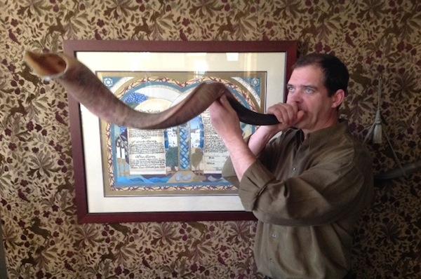 Time for new shofar?