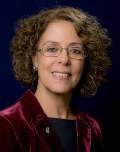 photo - Prof. Rivka Carmi is in her third term as president of Ben-Gurion University of the Negev