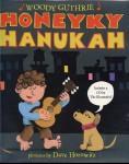 image - book cover - Honeyky Hanukah