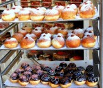 photo - There are so many flavors of sufganiyot to be found in Jerusalem around this time of year
