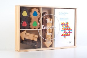 photo - The Empathy Toy home version sells for around $100