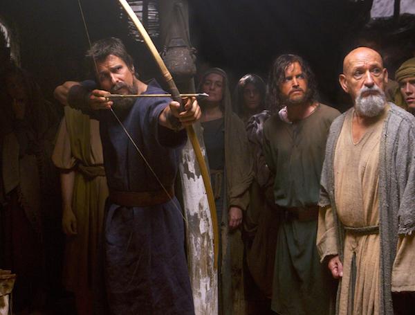 Exodus reinvents Moses saga