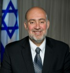 photo - Israeli Ambassador to the United Nations Ron Prosor speaks in Vancouver on Feb. 3 and in Victoria on Feb. 4