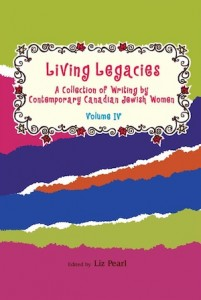 image - Living Legacies Vol. 4 cover