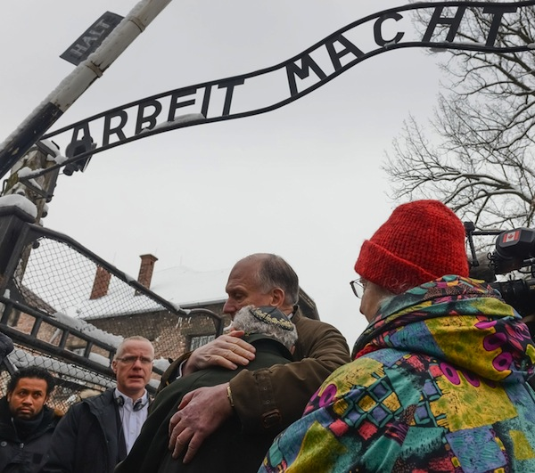 A return to Auschwitz