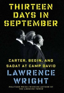 image - Thirteen Days in September book cover