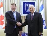ישראל איבדה ידיד קרוב