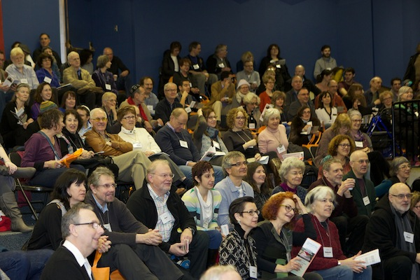 Hundreds learn at Limmud Vancouver
