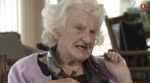 image - screenshot of Olive Bailey on CBC, via Youtube