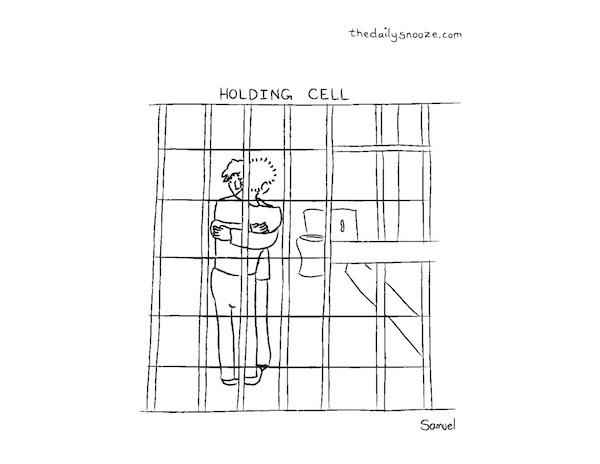 This week's cartoon … Feb. 20/15