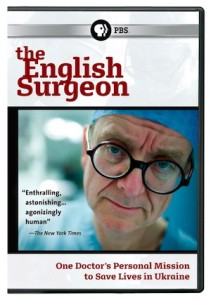 image - The English Surgeon cover