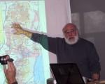 photo - Dr. Jeff Halper speaks at the University of Manitoba on Feb. 9