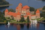 photo - The Jewish Heritage Travel tour to Lithuania, Latvia and Estonia inclues a visit to the historic Trakai Castle, in Trakai, ancient capital of the Grand Duchy of Lithuania