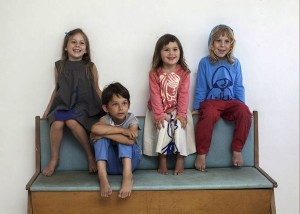 photo - Maya Bash's recently launched kids collection