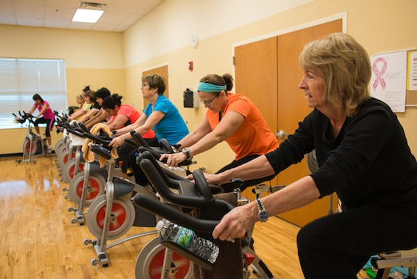 More than fitness at the JCC