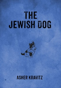 book cover - The Jewish Dog by Asher Kravitz