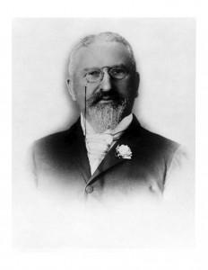 photo - David Oppenheimer, circa 1891