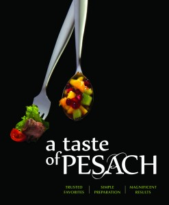 image - A Taste of Pesach  cover