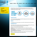 screenshot - The Eureka Project is a Winnipeg business incubator