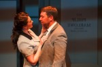 photo - Emma Slipp and Graham Percy in Arts Club's Farewell, My Lovely
