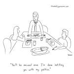 This week's cartoon … April 17/15