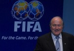 photo - Joseph Sepp Blatter was elected for the fifth time