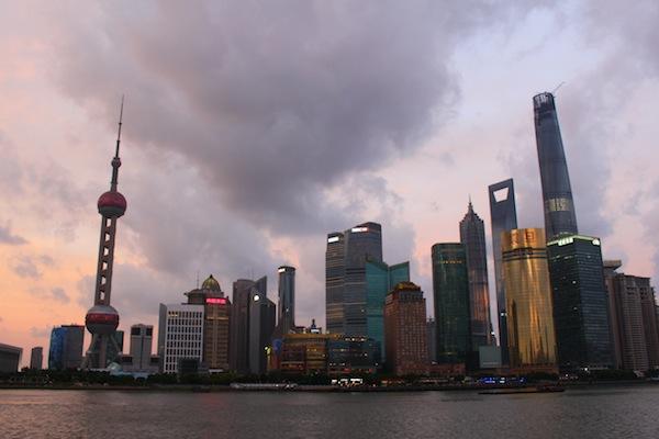 photo - Shanghai skyline