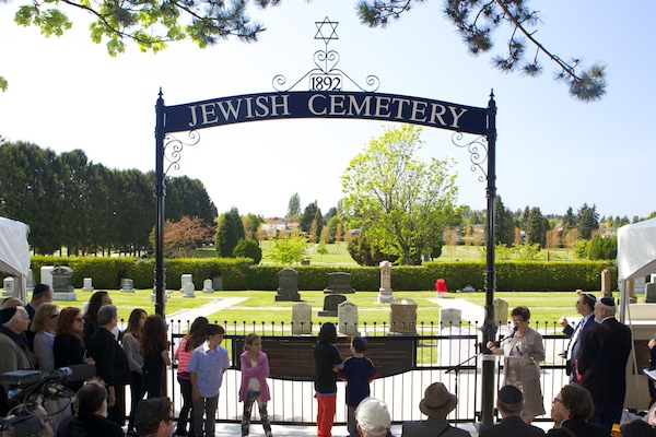 New life for cemetery