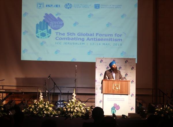 Combating antisemitism