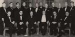 photo - Group of B'nai B'rith men, circa 1950