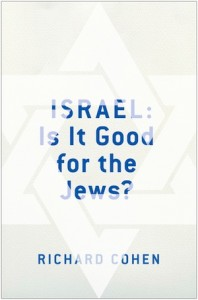 book cover - Israel: Is It Good for the Jews?