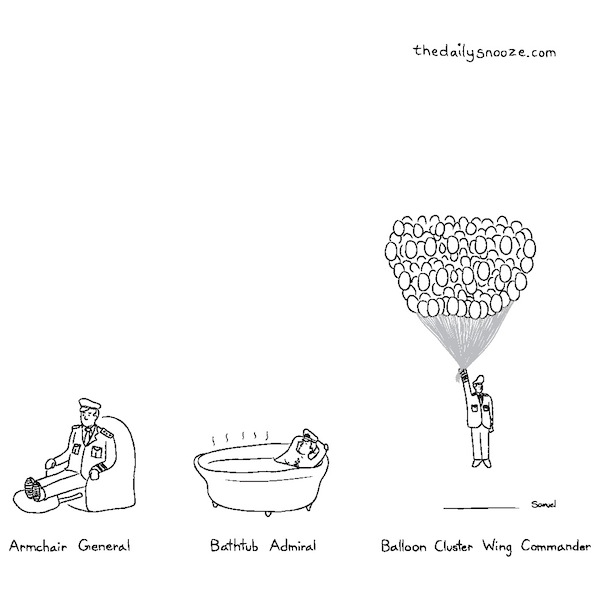 This week's cartoon … June 5/15