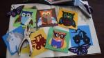 Creating, choosing kids' art