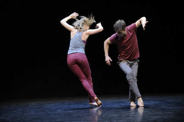 photo - Hilary Maxwell and Walter Kubanek in Re:Play