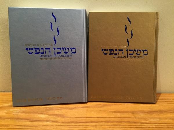 Reform has new prayer book