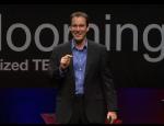 screenshot - Shawn Achor (ted.com/talks, filmed May 2011 at TEDxBloomington)