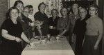 photo - Pioneer Women having tea, circa 1955