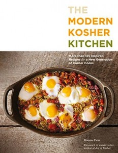 image - The Modern Kosher Kitchenby Ronnie Fein book cover