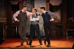 photo - Left to right, Jay Hindle, Josh Epstein and Daniel Doheny in Bard on the Beach's Love's Labor's Lost