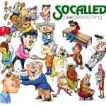 image - Socalled Peoplewatching CD cover