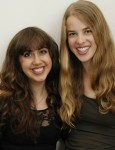 photo - Liz Lorie, left, and Amanda Krystal