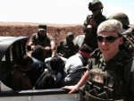 photo - Former British Columbian Gill Rosenberg spent nine months fighting the Islamic State in Iraq and Syria