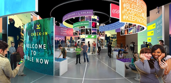 Bible Museum in the works