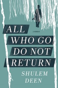 image - All Who Go Do Not Return book cover