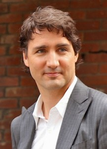 photo - Justin Trudeau