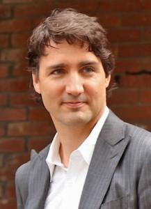 photo - Justin Trudeau
